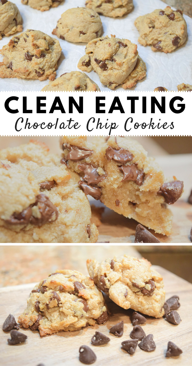 Photo of Clean Eating Chocolate Chip Cookies –