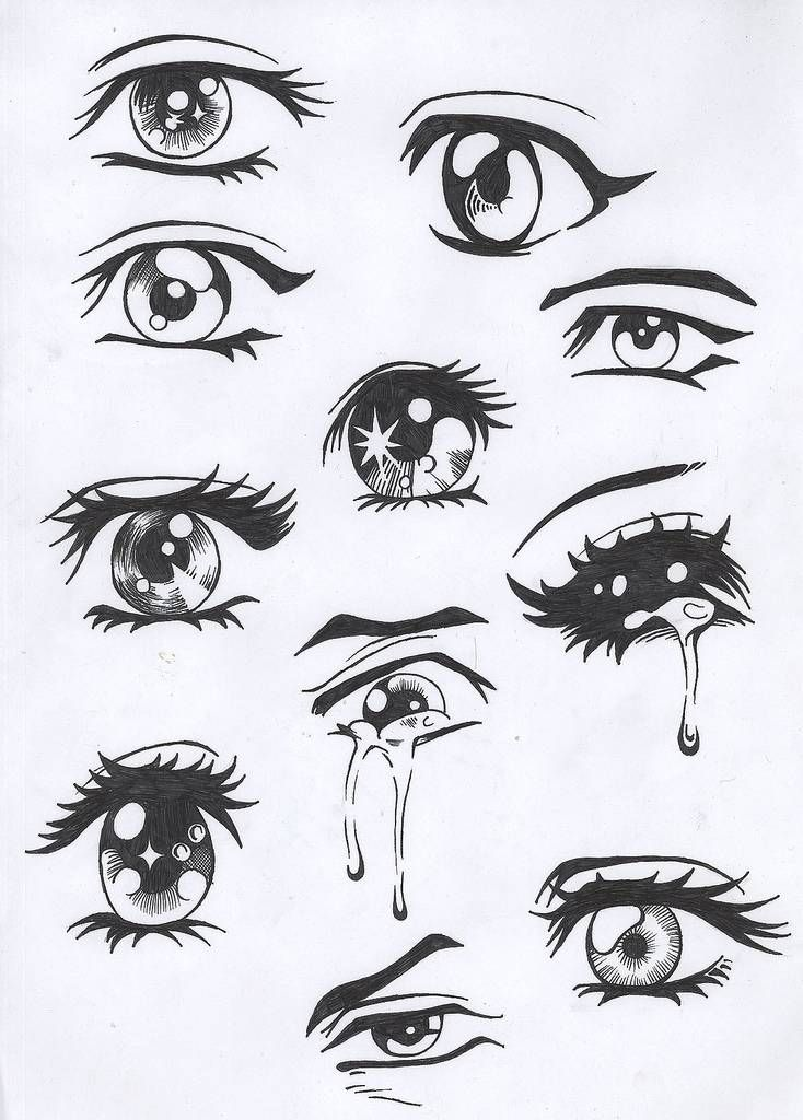 anime eyes - Google Search | Sketches, Drawings, Easy ...
