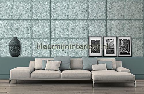 Gedecoreerde tegels behang j keuken dutch wallcoverings