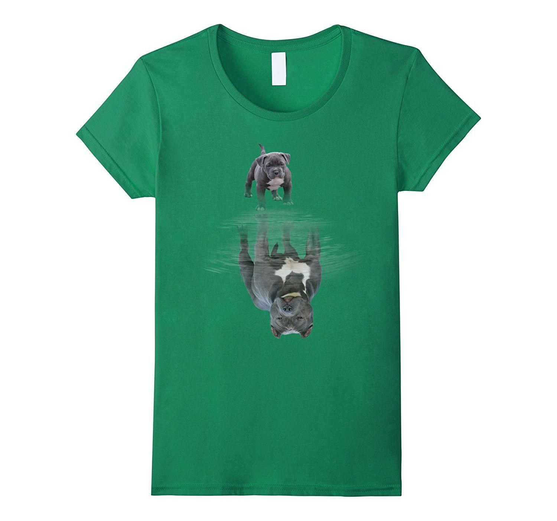 Black Pit Bull Dream Tshirt