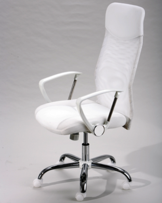 White Computer Chair Blackwillowmink Pinterest Ranges - Computer chair uk