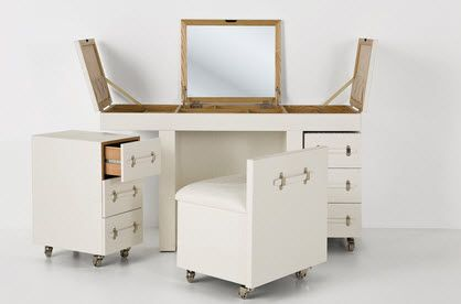 Vanity Desk... that's kinda cool