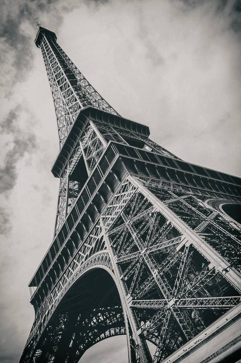 Eiffel tower limited edition 1 of 12 eiffel tower