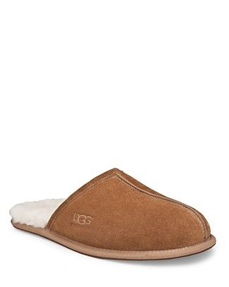 7a38a5761ef UGG® Australia Scuff Slippers | Bloomingdale's | In a man's world ...