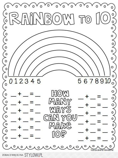 How many ways can you make ten? After this, how many ways ...