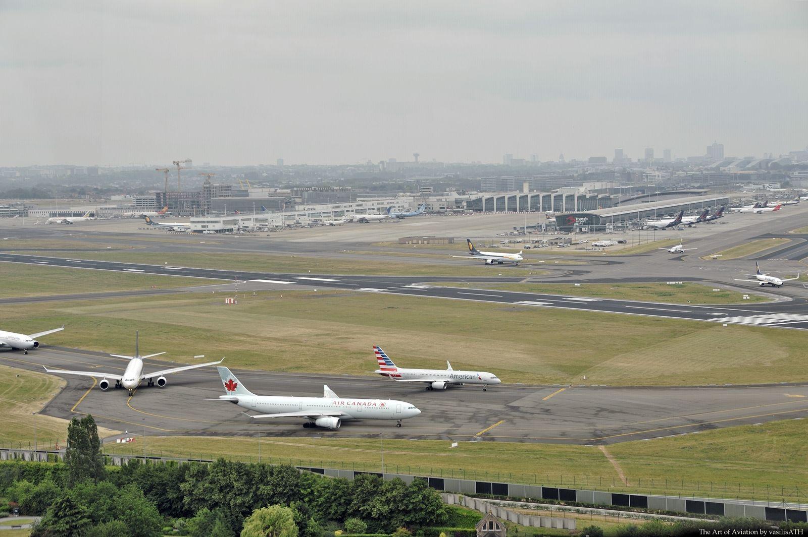 Brussels Airport (IATA: BRU, ICAO: EBBR)