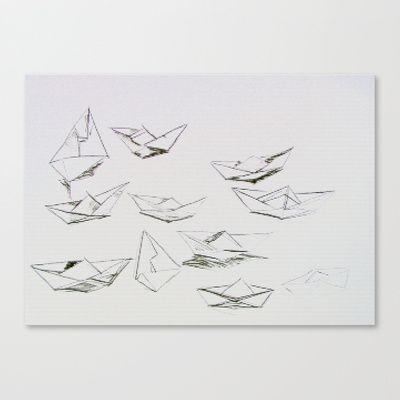 Boats by Marianna Shomero