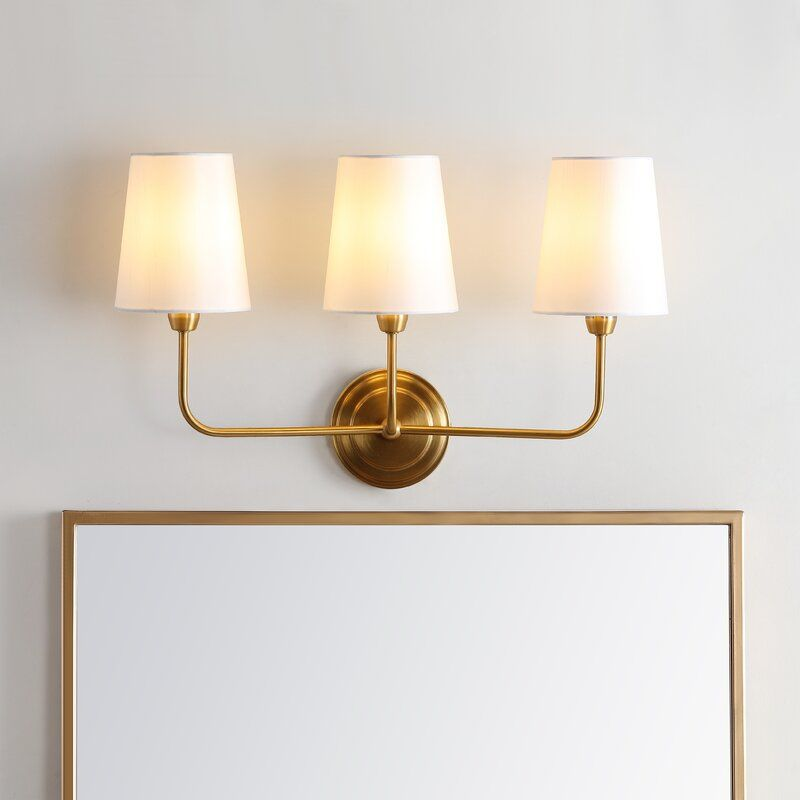 best authentic b7450 d0f3c Carmack 3-Light Armed Sconce   Bathroom in 2019   Sconces ...