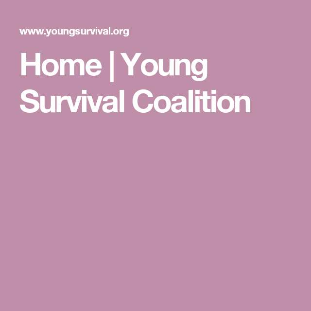Home | Young Survival Coalition