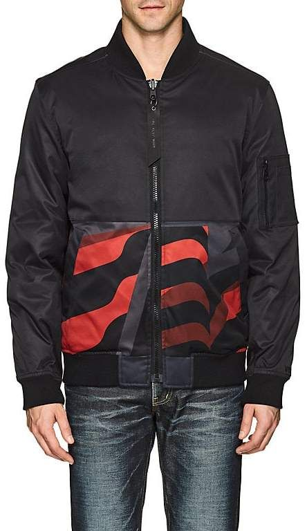 9a51148cc The Very Warm MEN'S REVERSIBLE INSULATED BOMBER JACKET | Products ...