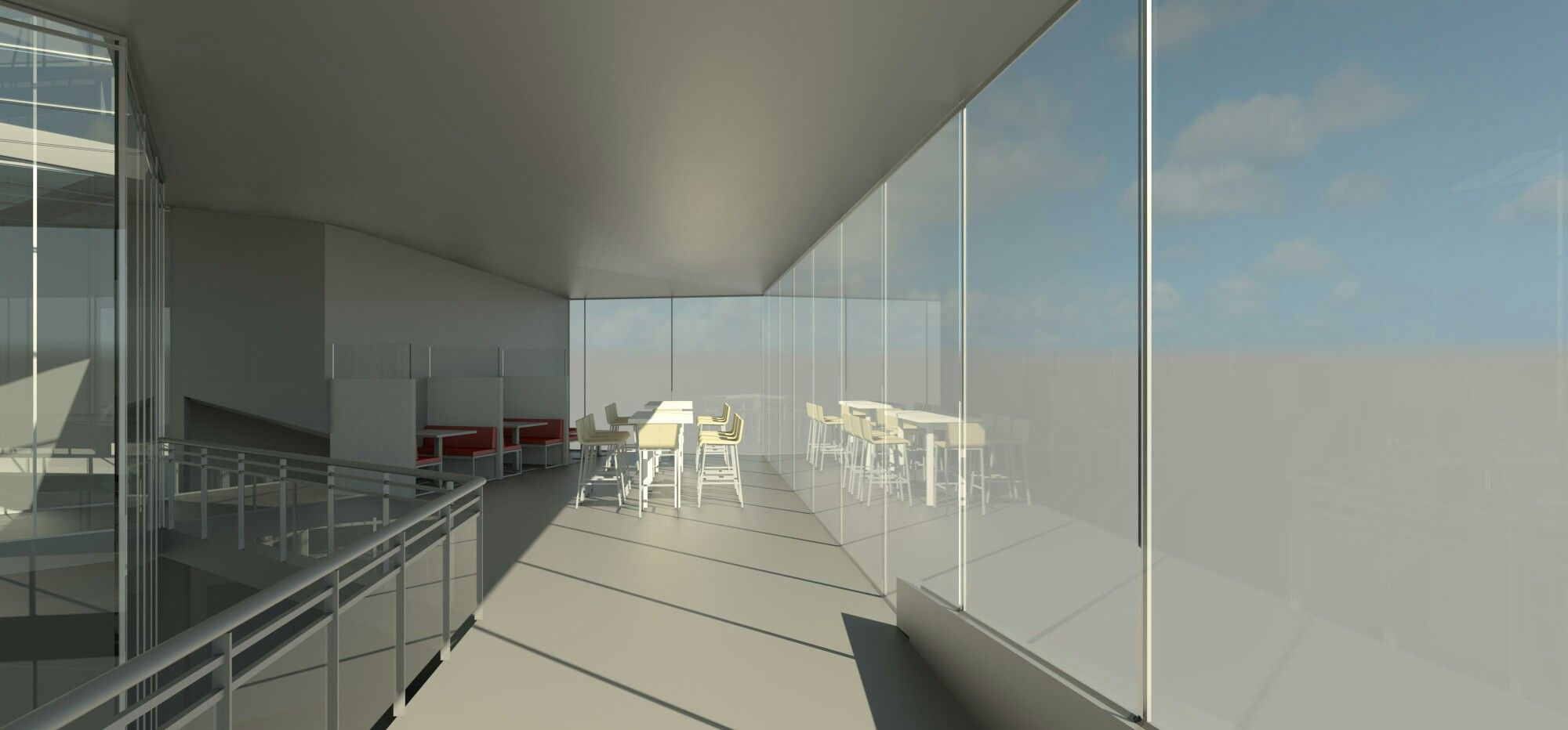 My Renderings: (Breakout Space) AFSF Design Competition 1st place best digital presentation