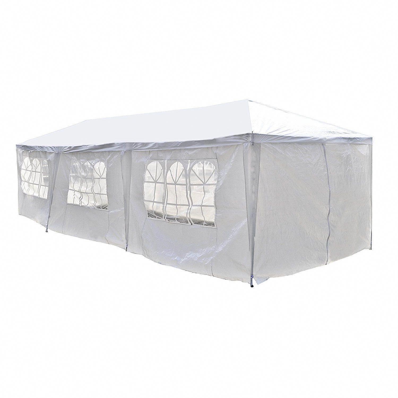 ALEKO 30 x 10 feet Carport Storage Garage Party Tent with