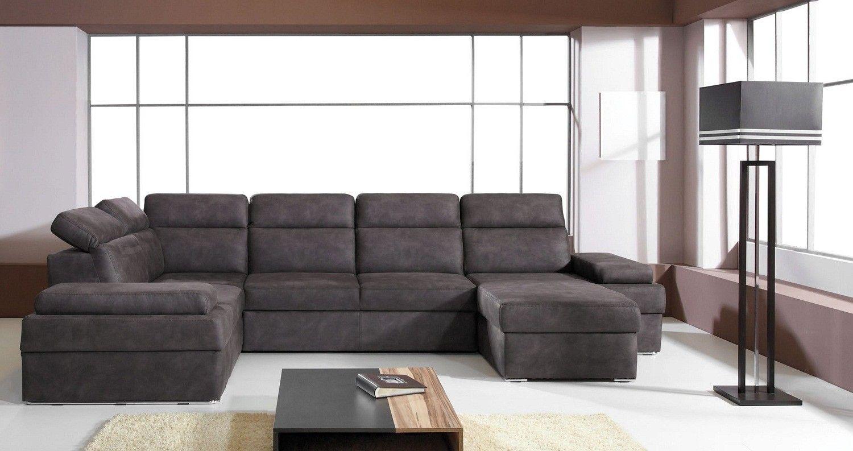 Oslo I - Large faux leather corner sofa | Corner sofa for sale ...
