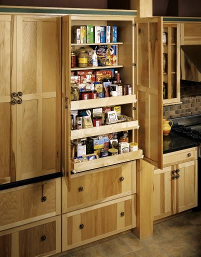 Diamond Lowes Organization Cabinets Tall Cabinets Galley