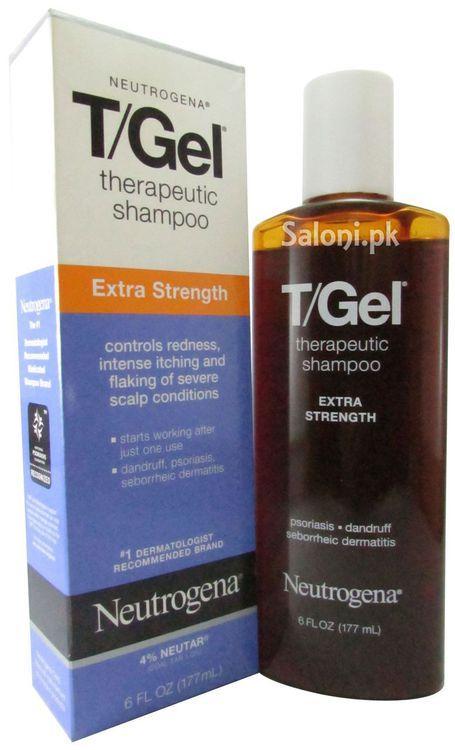 Neutrogena T/Gel Therapeutic Shampoo (Extra Strength) 177 ML