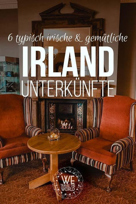 Photo of 6 typical Irish and cozy accommodations for your Ireland road trip in the southeast
