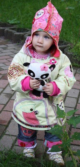 Panda | Pinterest | Nähen, Kuscheltiere und Farbenmix