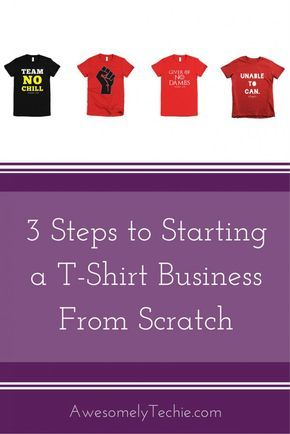 3cfa036d0c7 How to Start a T-Shirt Business  A Proven Formula to Follow