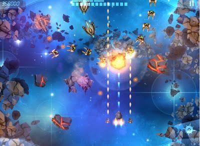 M A C E  Space Shooter Mod Apk Download – Mod Apk Free