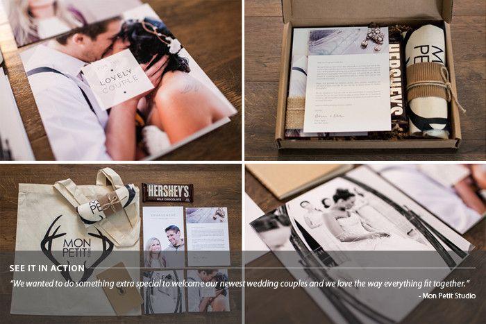 Wedding Welcome Packet: Modern Minimalist Edition | BRANDING ...