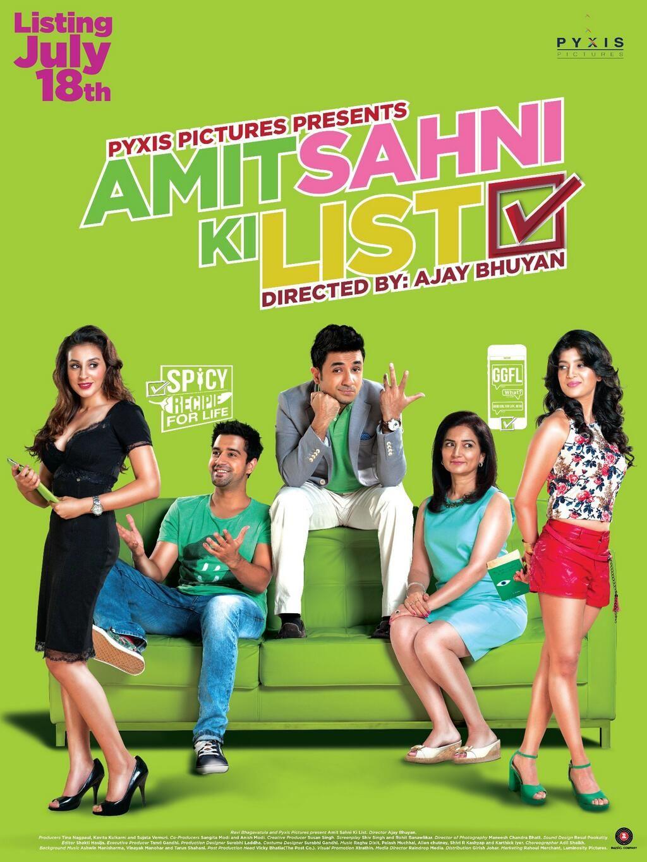 Amit sahni ki list askl hindi movies movie songs