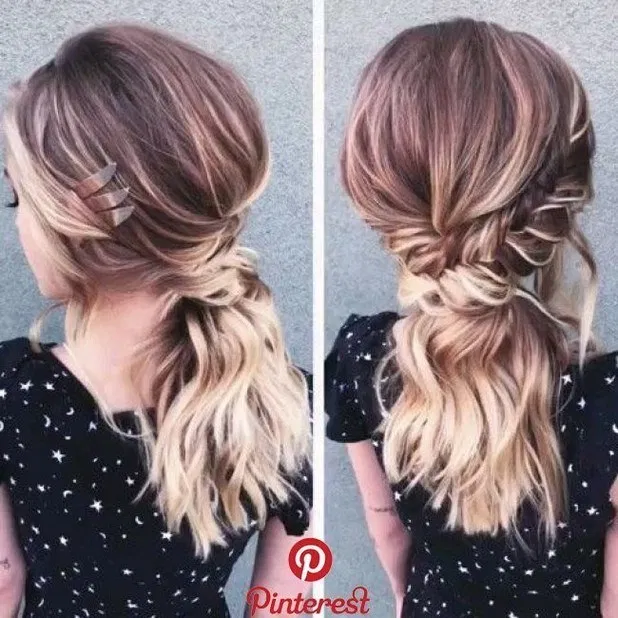 Pin On Elegant Hairstyles For Prom