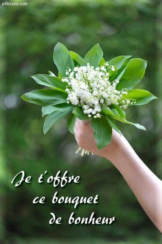 bouquet muguet 1er mai