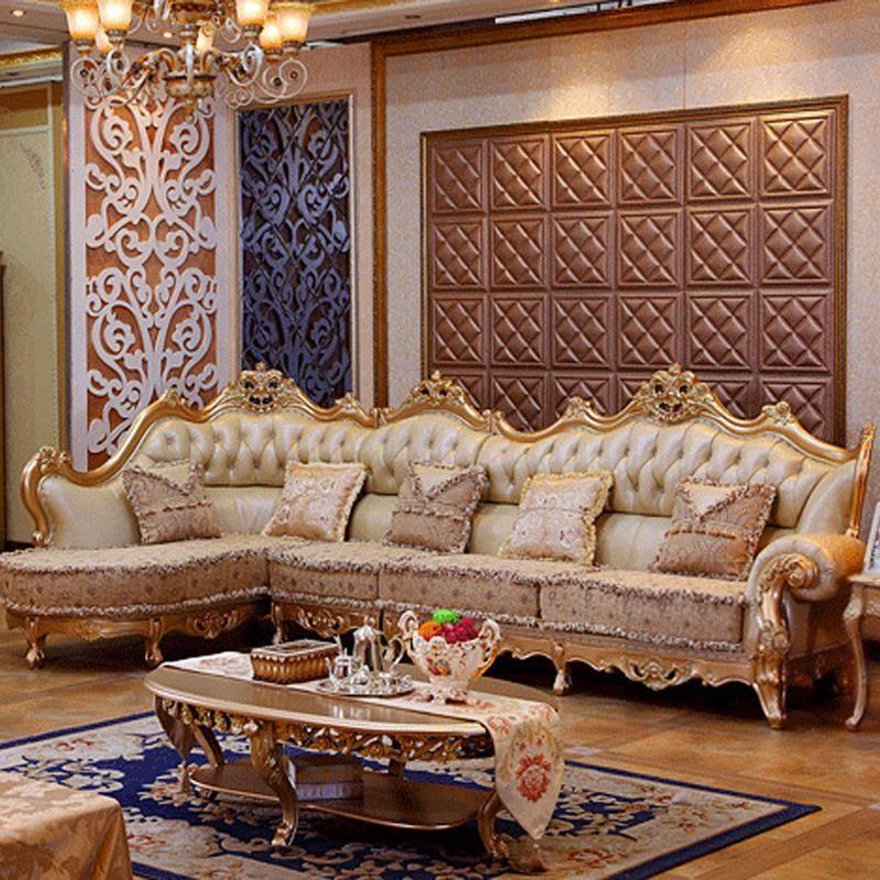 Model Set sofa sudut luxury luxe trend Guest Chairs Pinterest