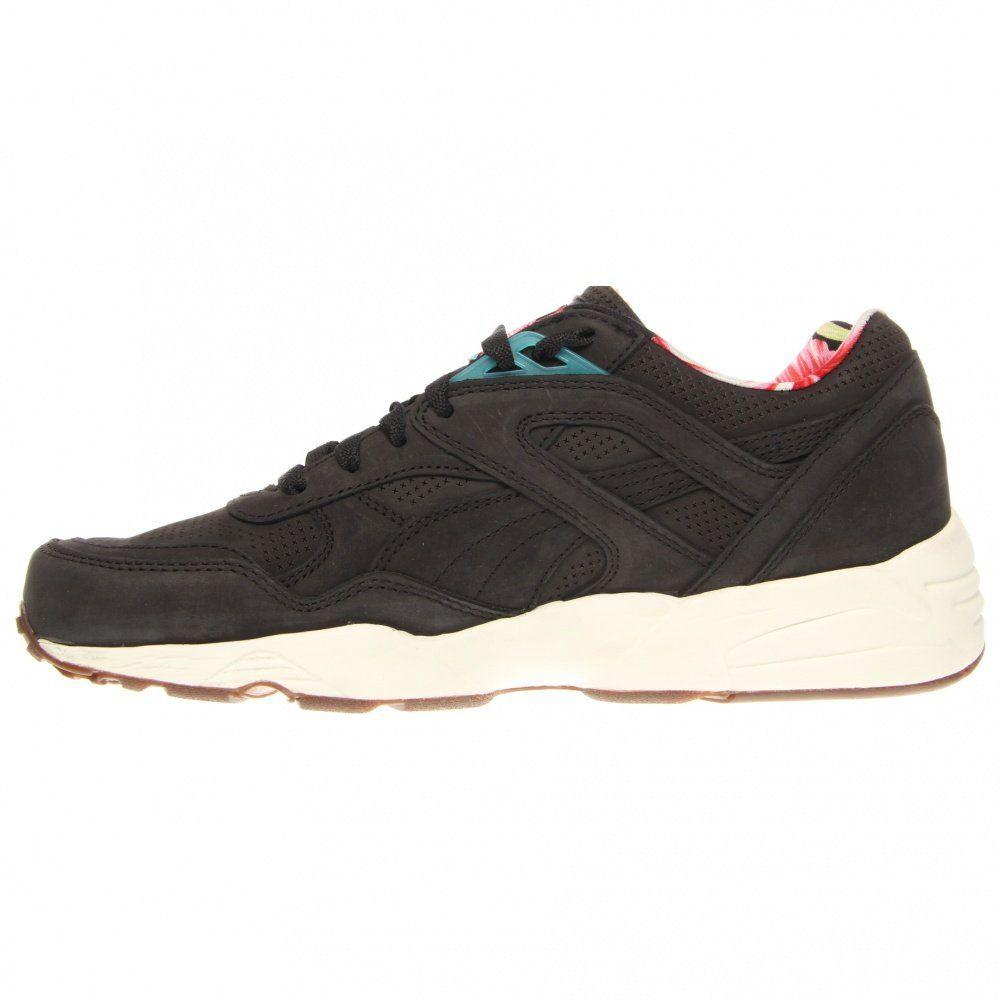 : PUMA R698L Tropicalia Mens fashion sneakers