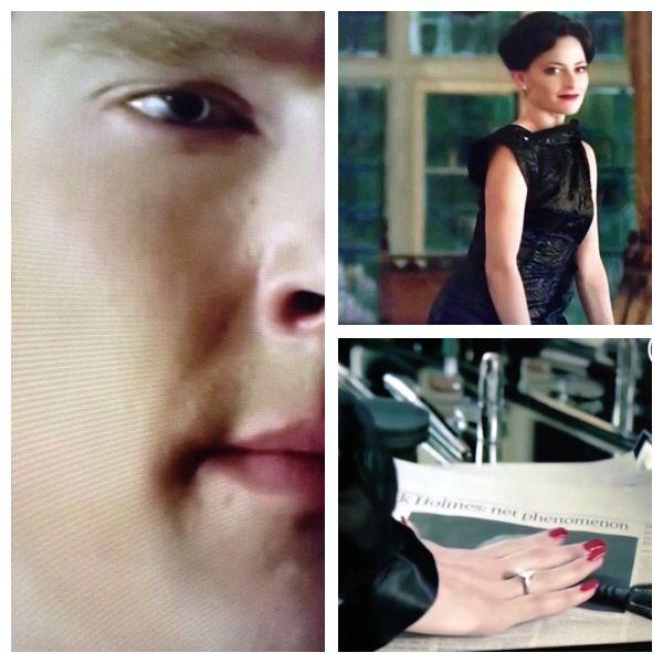 The woman's pride - Irene Adler -Sherlock