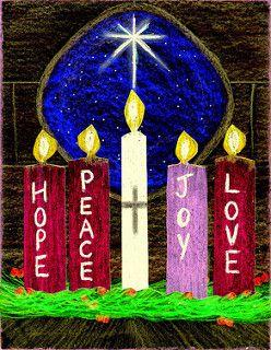 """Imagini pentru advent wreath painting"""""""