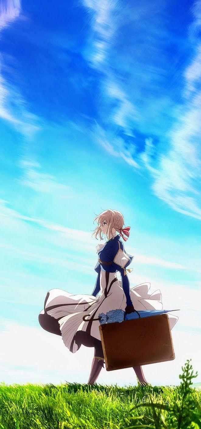 Violet Evergarden GG anime Violet evergarden anime