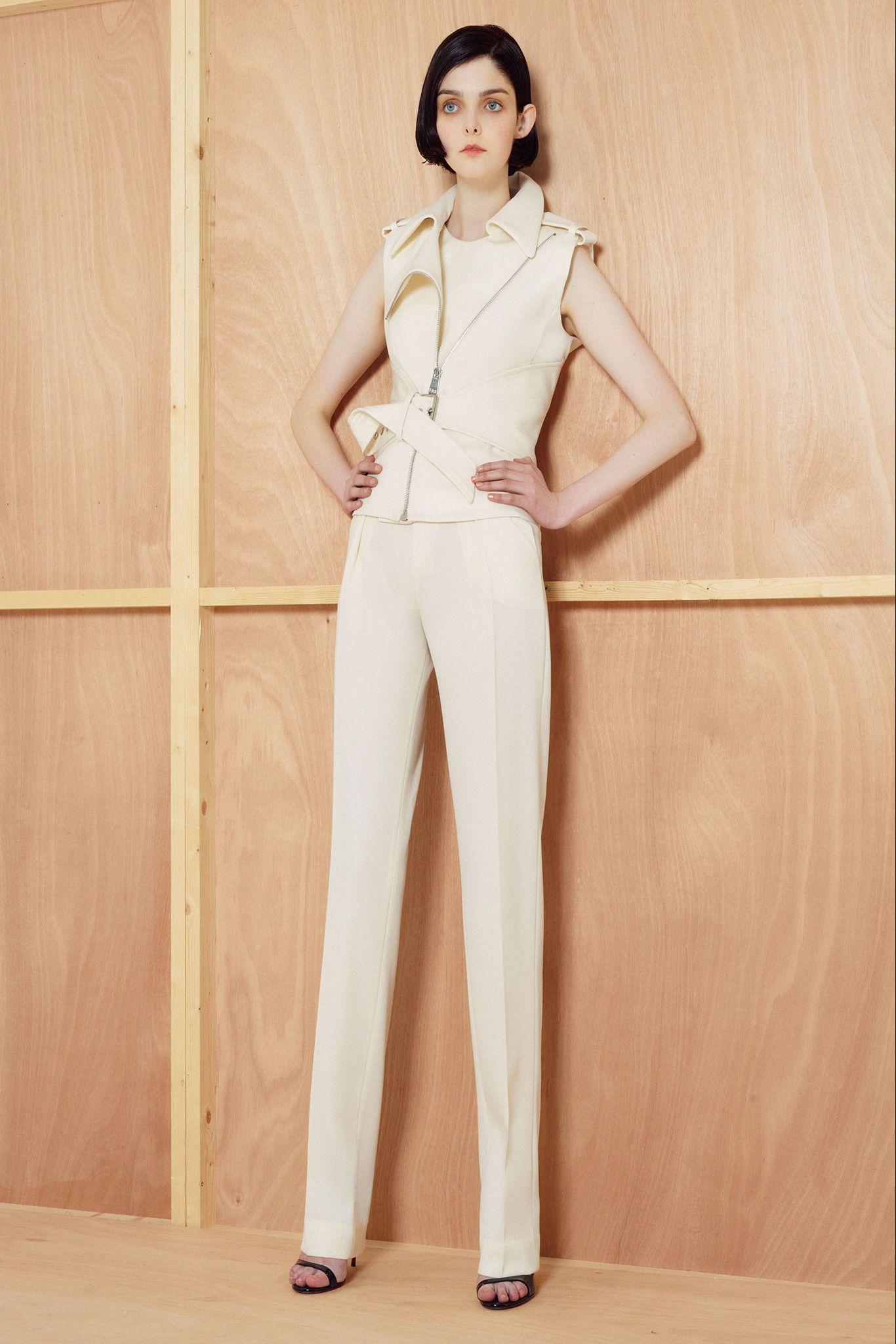 Bouchra Jarrar - Spring 2015 Ready-to-Wear - Look 20 of 23