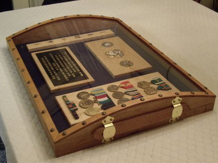 shadow box craft ideas cherry quot chest lid quot shadow box craft project ideas 5400