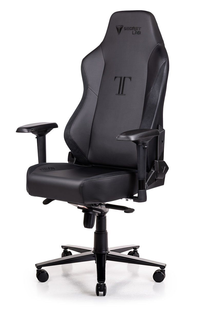 Titan Series Gaming Chairs Secretlab Us Chair Leather Chair Makeover Gaming Chair