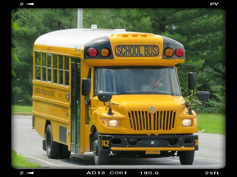 Pin On Ic Bus