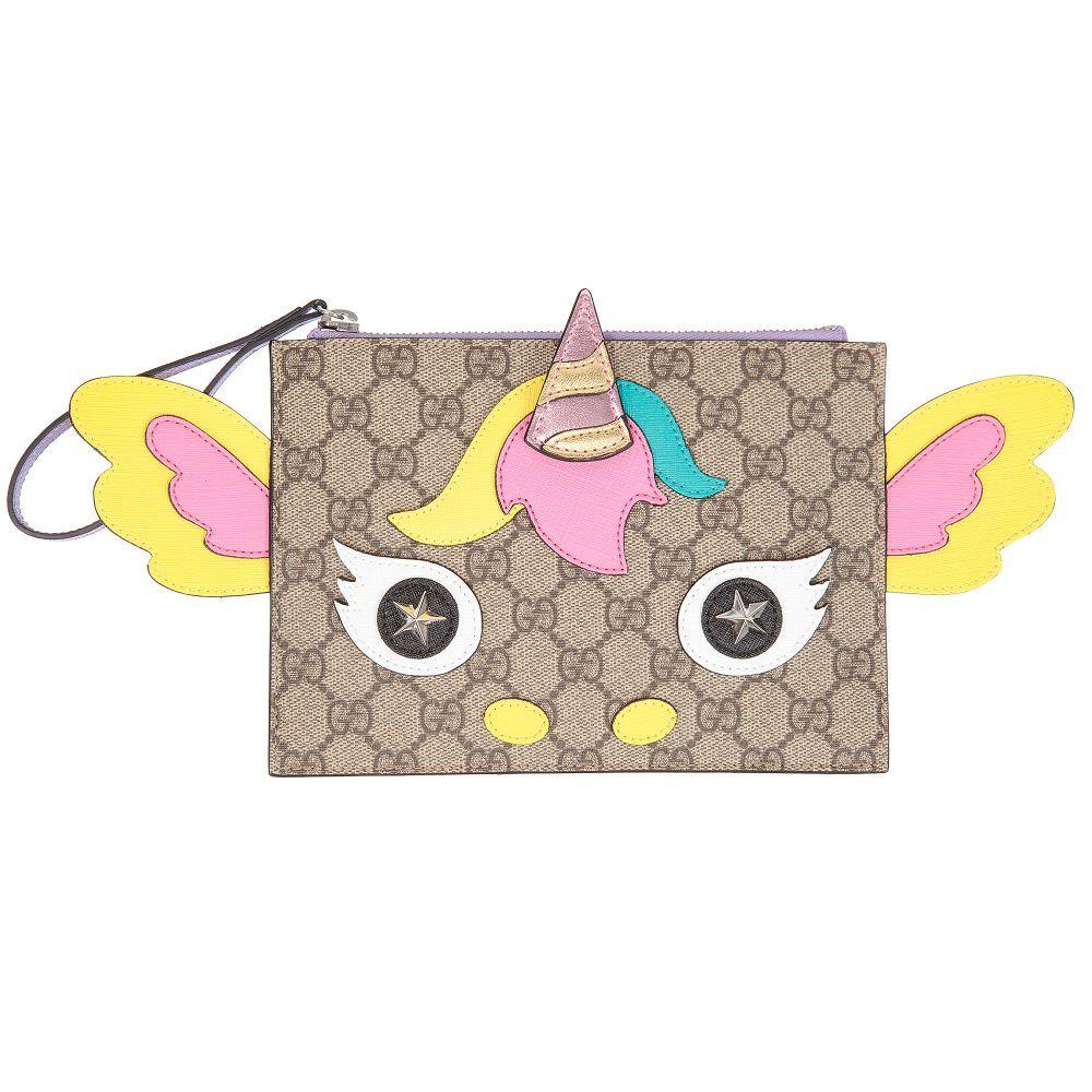 17b6697bbd3 Gucci - Beige GG Unicorn Bag (32cm)