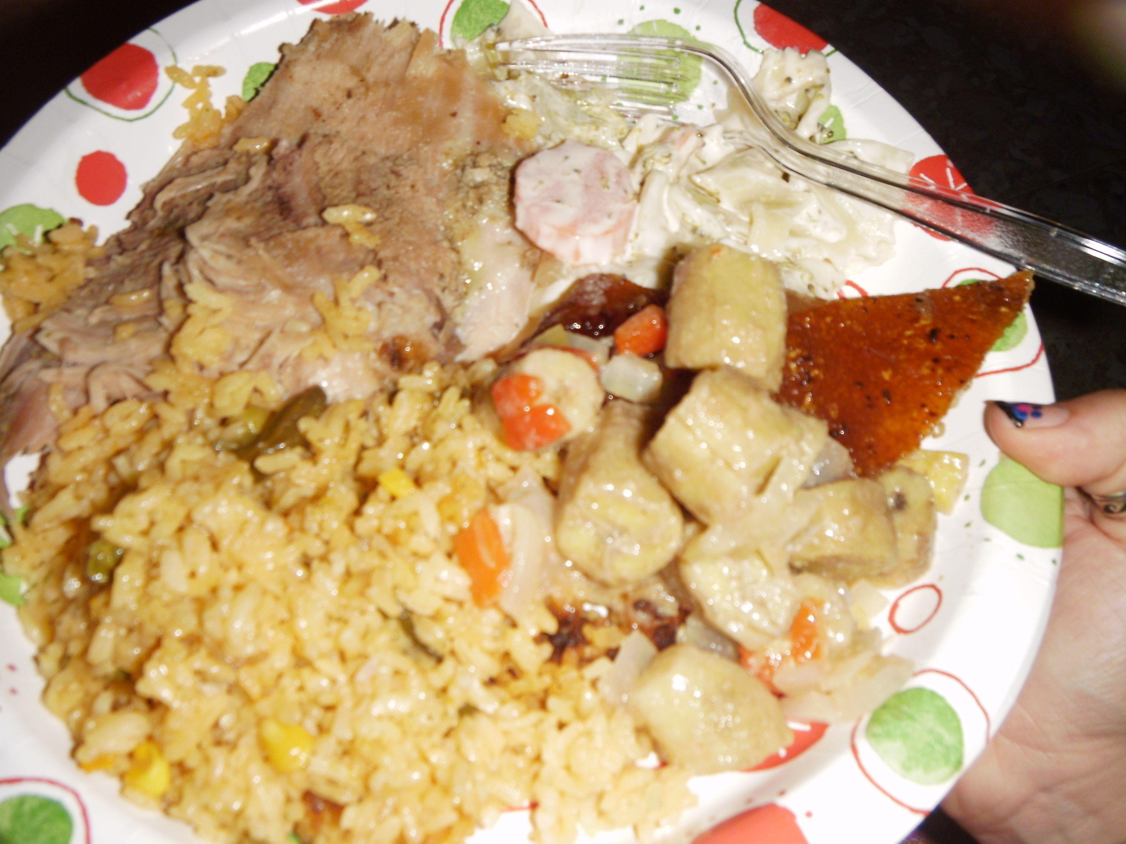 puerto rican christmas food - Puerto Rican Christmas Food