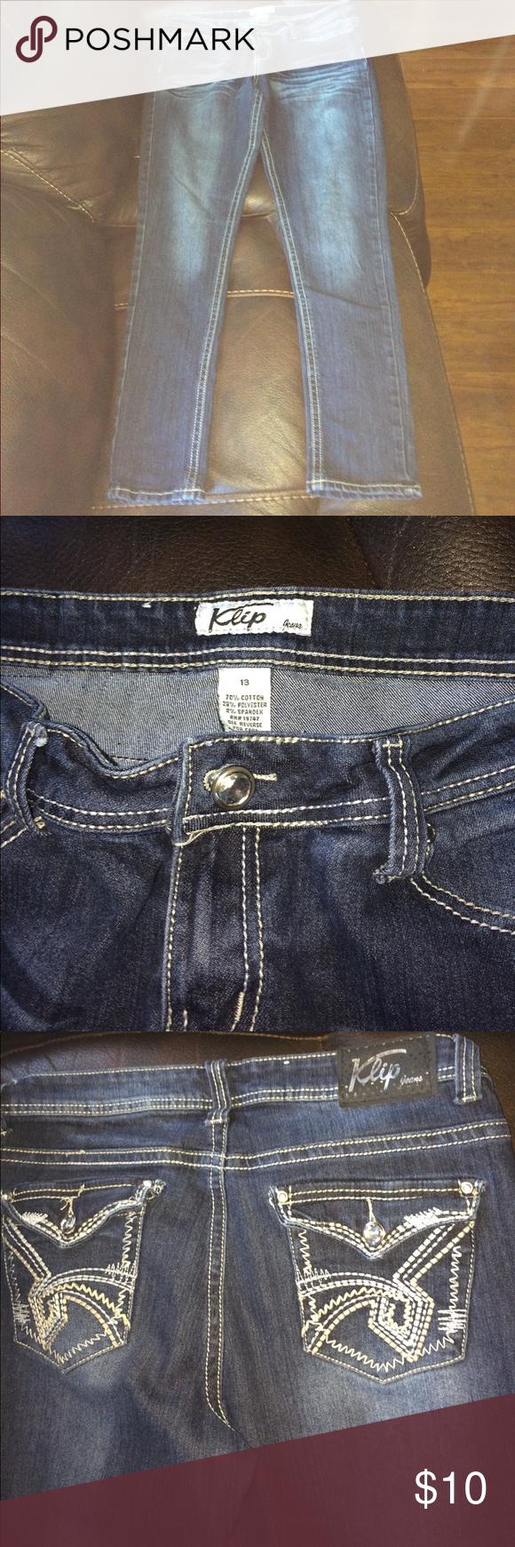 Excellent condition women's size 13 jeans 👖 Excellent condition women's size 13 jeans 👖 Jeans Straight Leg