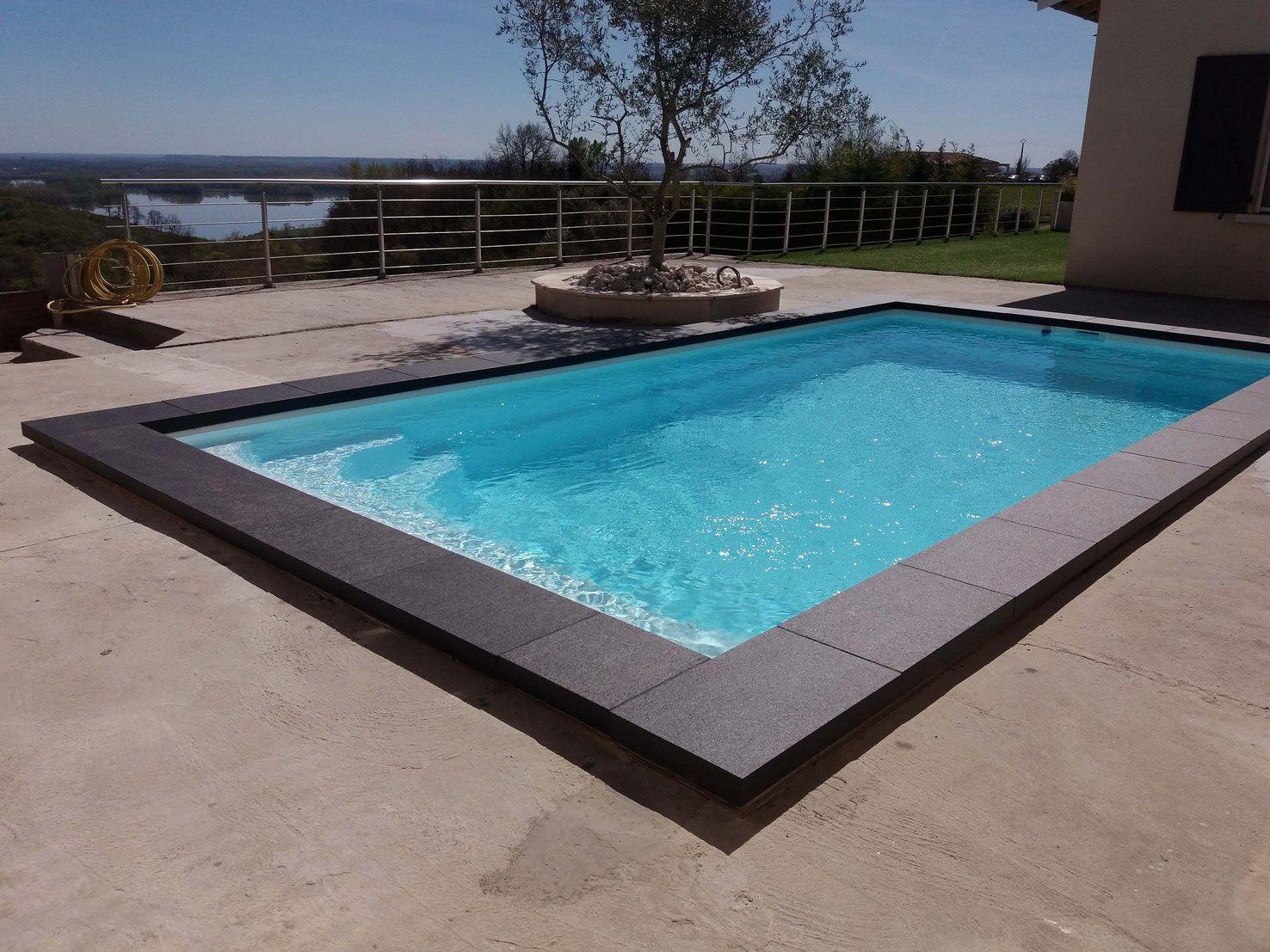 Gilbert piscines sas installateur piscine enterr e coque - Piscine enterree coque ...