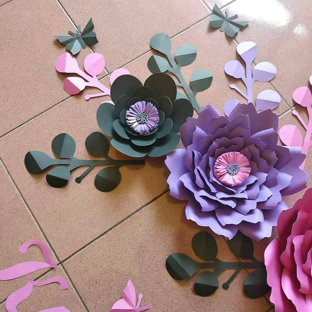 Woww Murah Cek Sekarang Hidupkan Momen Istimewamu Dengan Dekorasi Mewah Cantik Dari Paperflowercastle Paket Manila 200k Floral Wreath Floral Daun