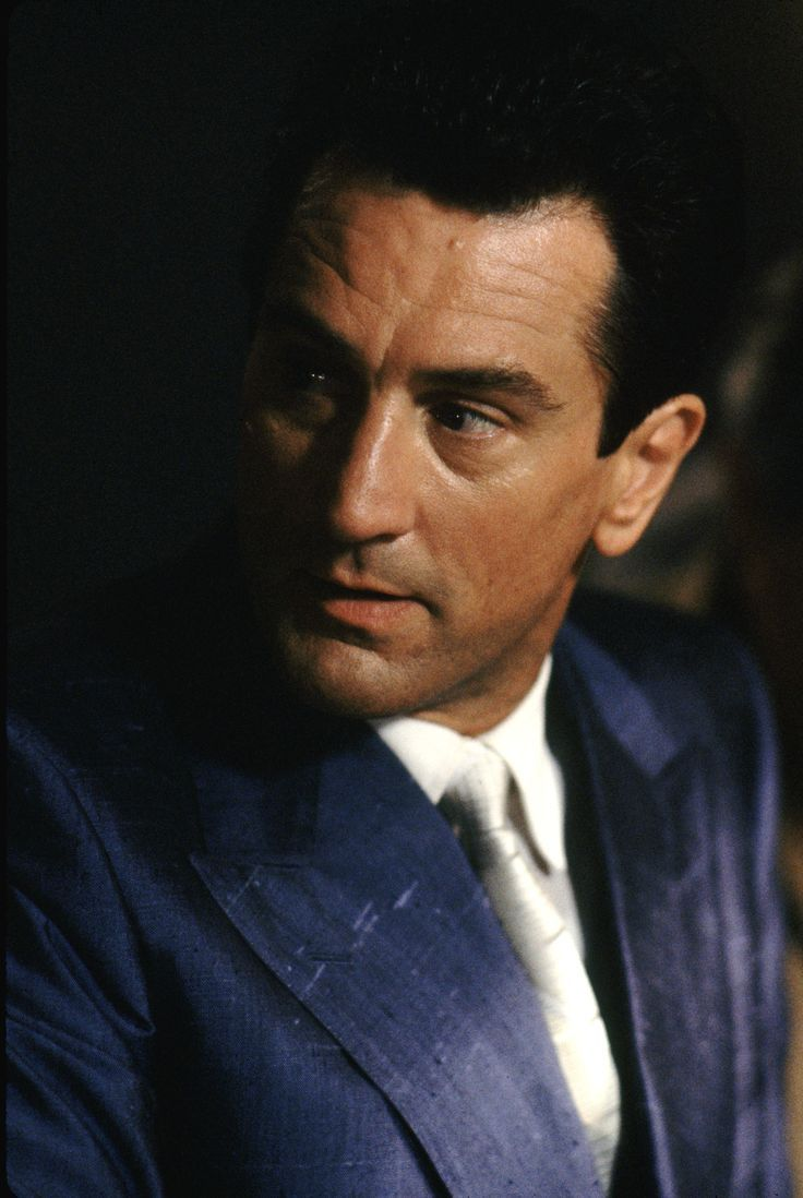 Goodfellas - Robert De Niro as James 'Jimmy the Gent ...