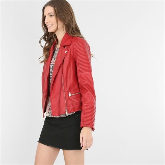New look veste simili cuir