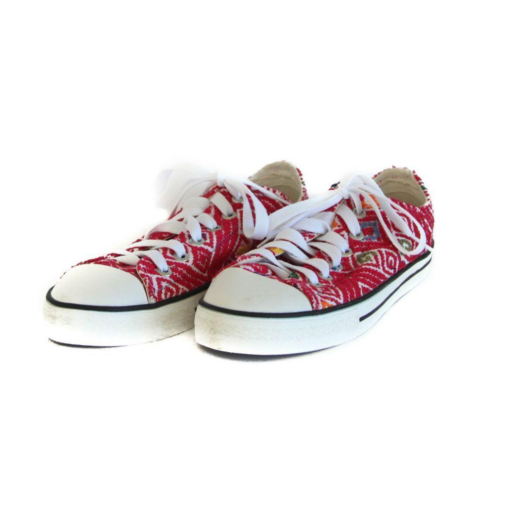 Tennis Shoe - Rojo