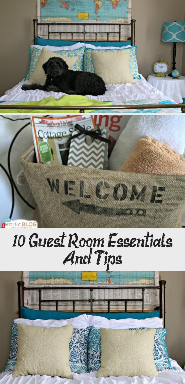 10 Guest Room Essentials And Tips Guest Room Essentials Room Essentials Home Decor