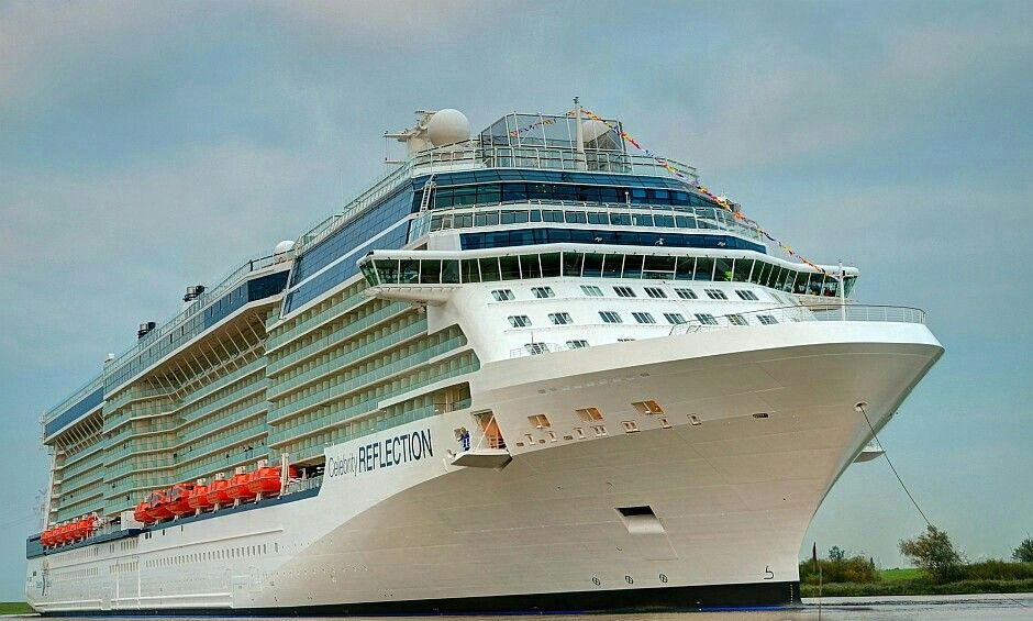 Celebrity Reflection Largest Cruise Ship For Celebrity X Cruises - Transatlantic cruise ships