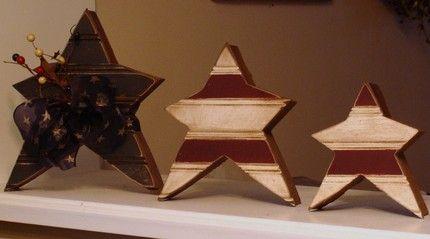 Stars & Stripes, Patriotic & 4th of July Crafts