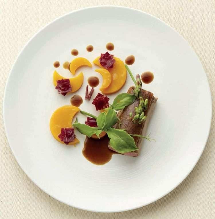 Filet mignon lomo potimarron jus la r glisse - Blog cuisine gastronomique ...