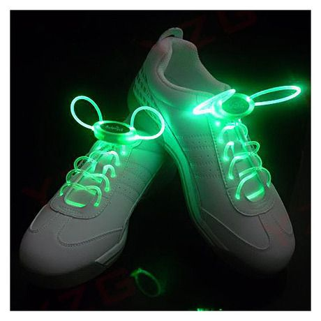 I found this amazing 4 Pairs: Waterproof LED Shoelaces at nomorerack.com for 79% off. Sign up now and receive 10 dollars off your first purchase