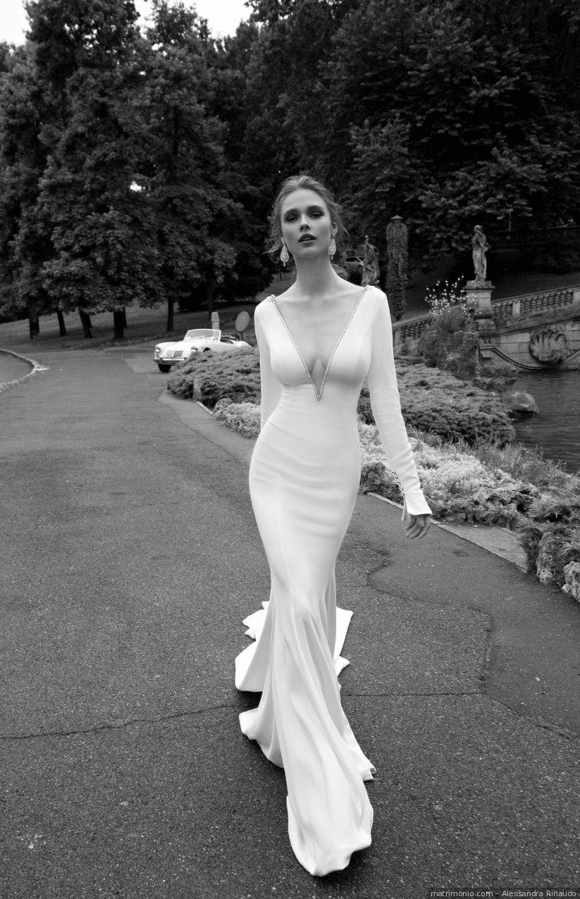 2ea561975cc6 62 abiti da sposa per cerimonia civile